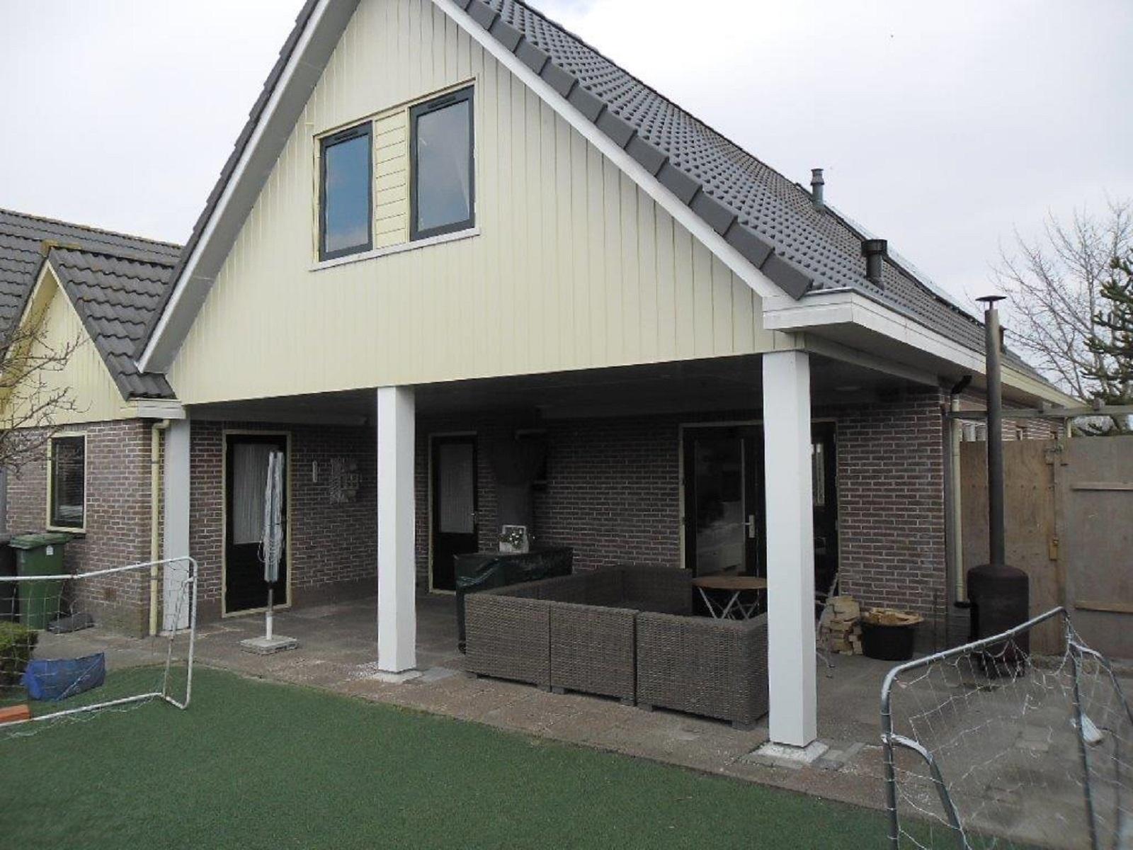Burgmeijer 39 s bouwbedrijf home - Uitbreiding veranda ...